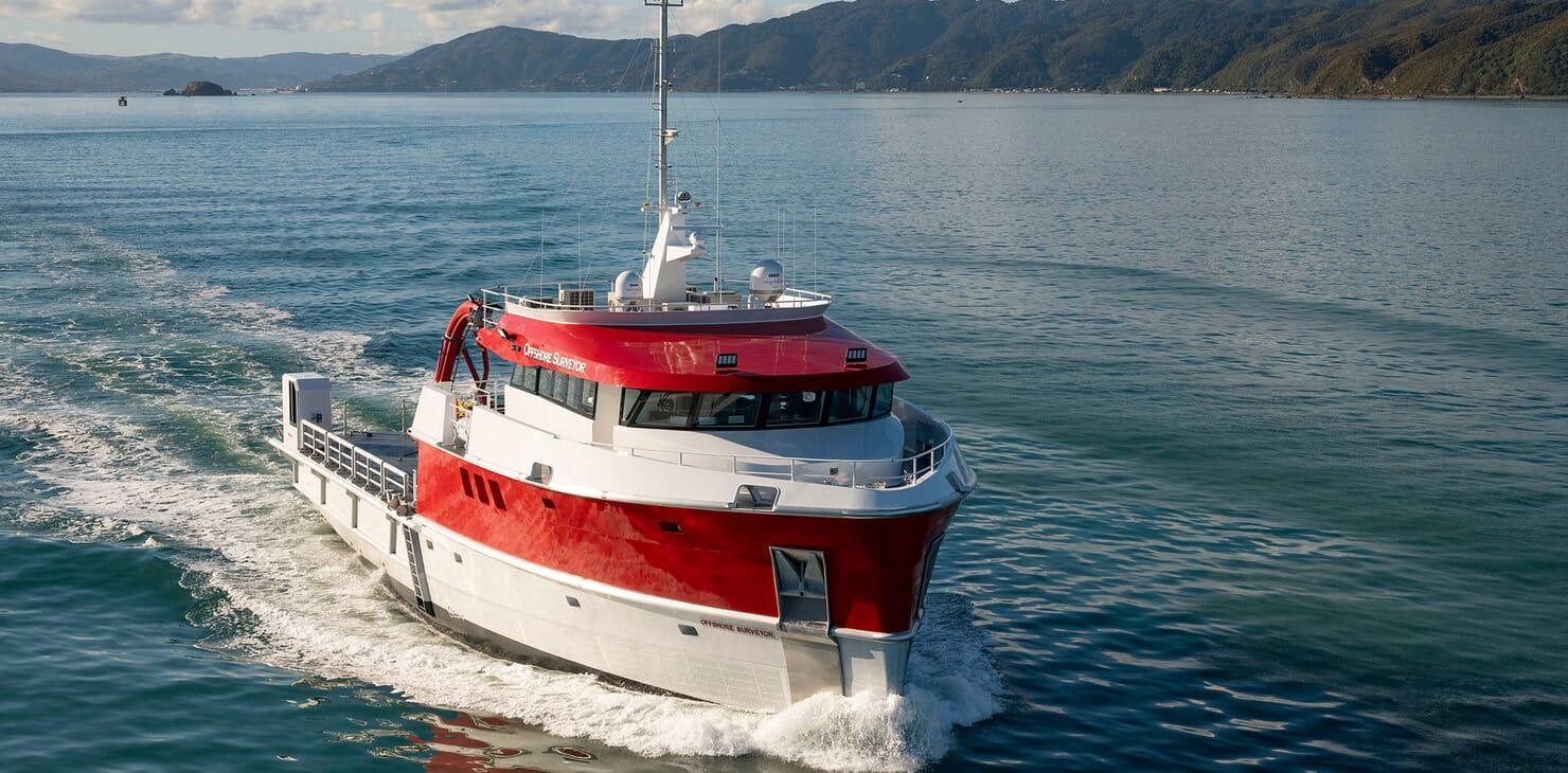 Motor Yacht PROFAB 34m MONO Profile