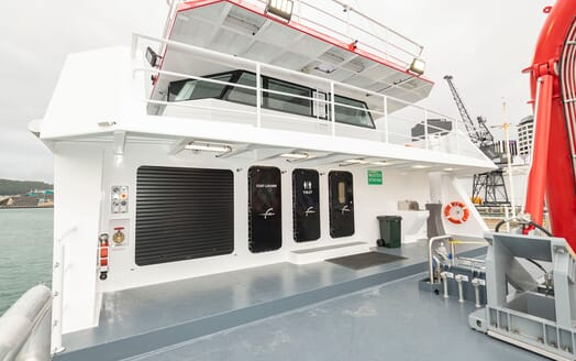 Motor Yacht PROFAB 34m MONO Wheelhouse