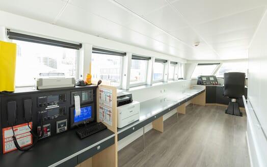 Motor Yacht PROFAB 34m MONO Galley