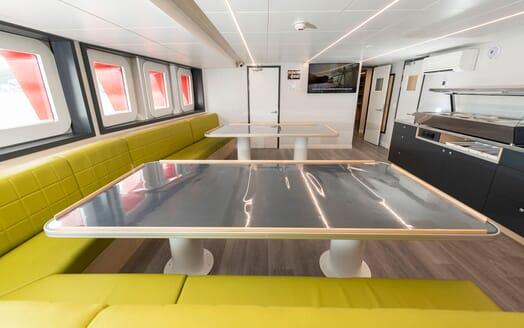 Motor Yacht PROFAB 34m MONO Wheelhouse Navigation