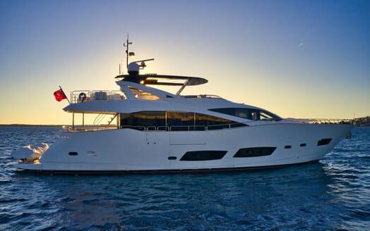 Motor Yacht KUDOS Profile