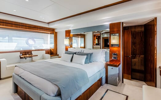 Motor Yacht KUDOS Sun Deck