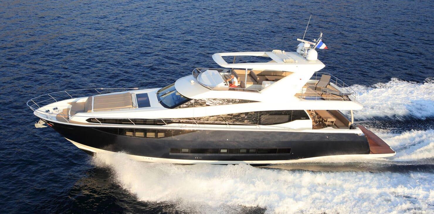 Motor Yacht SIXTIES Profile