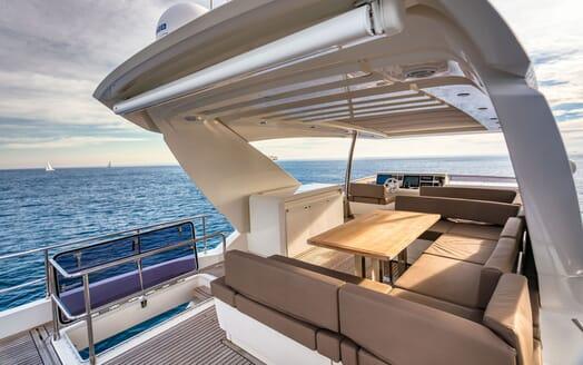 Motor Yacht SIXTIES Sun Deck 2