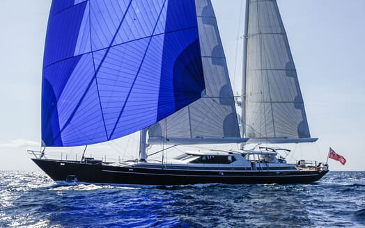 Sailing Yacht LA CATTIVA Profile