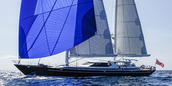 Sailing Yacht LA CATTIVA Profile