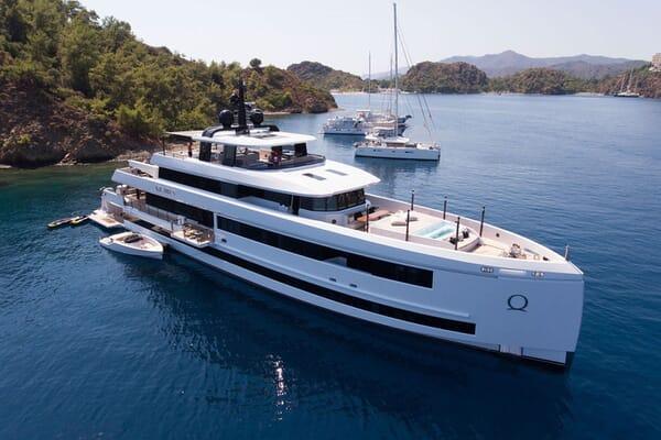 Motor Yacht AQUARIUS Profile