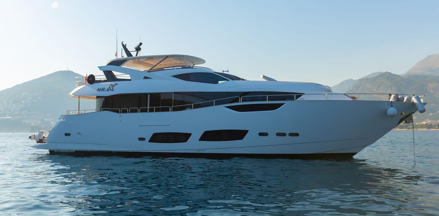 Motor Yacht MR. K IRISTON 95 Profile
