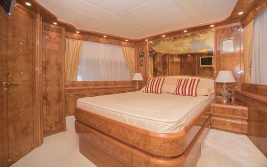 Motor Yacht LADY ADELHEID VIP Double Stateroom