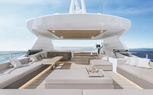 Motor Yacht CONRAD C144S Sun Deck