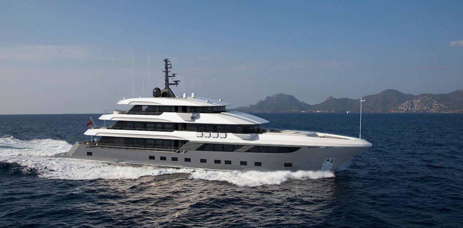 Motor Yacht MAJESTY 175 Profile