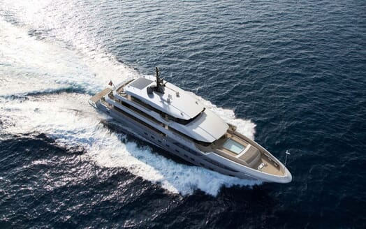 Motor Yacht MAJESTY 175 Exterior