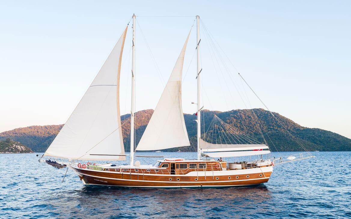 Sailing Yacht S NUR TAYLAN Profile