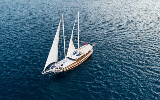 Sailing Yacht S NUR TAYLAN Exterior