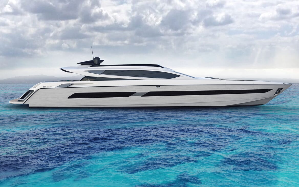 Motor Yacht OTAM CUSTOM RANGE 115 Exterior Hero