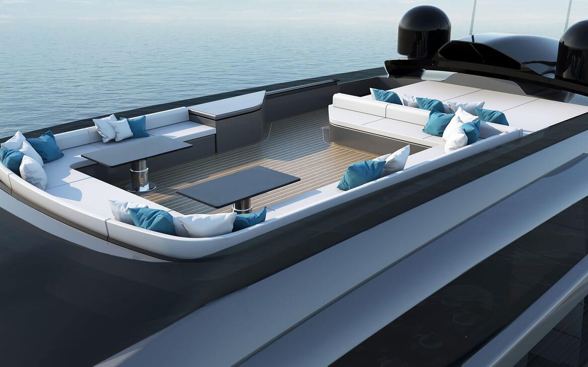 Motor Yacht OTAM CUSTOM RANGE 115 Sun Deck