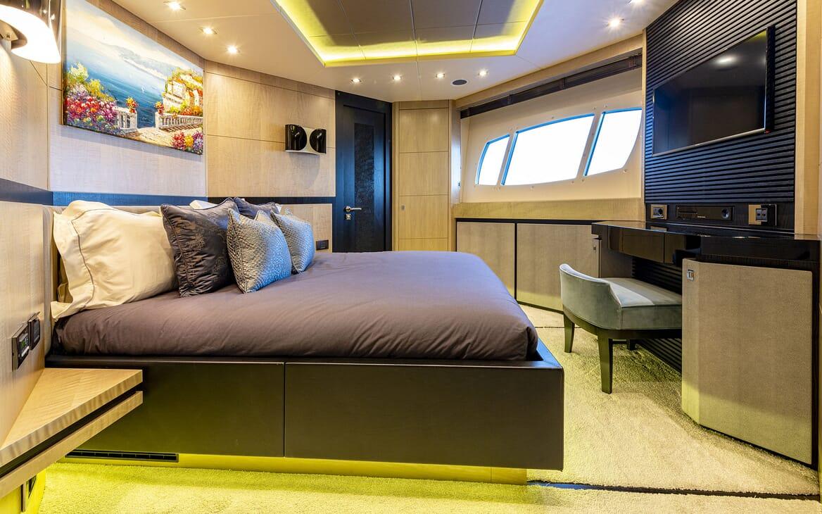 Motor Yacht RENEWAL 2 Areial Exterior