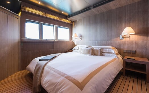 Motor Yacht MARIU Guest Double Stateroom