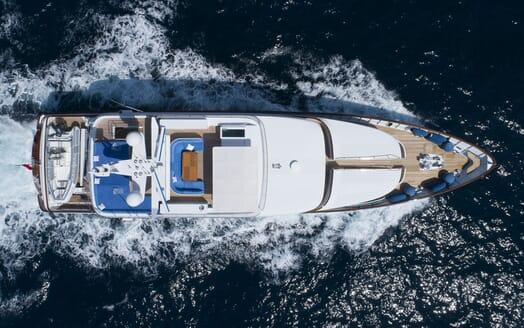 Motor Yacht ALCOR Tender and Jetski