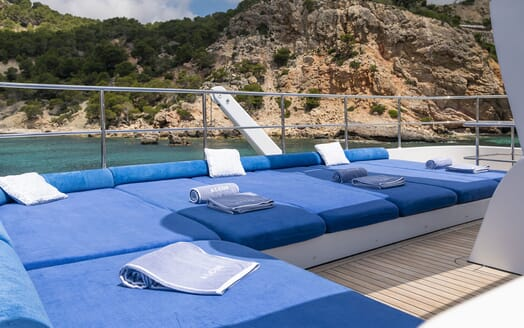 Motor Yacht ALCOR Tenders and Toys