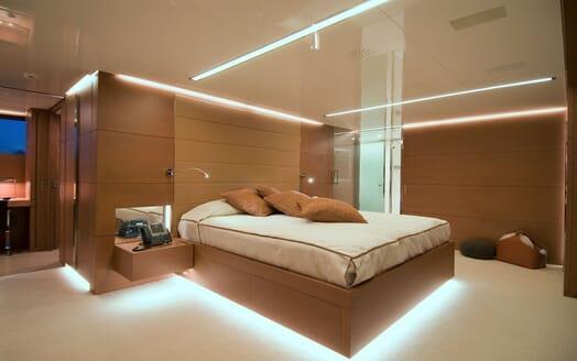 Motor Yacht 4A VIP cabin