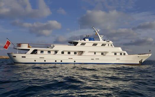 Motor Yachts TRAFALGAR Profile