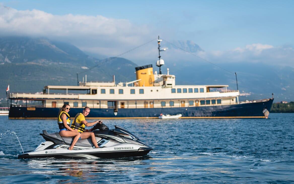 Motor Yacht SEAGULL II Jetski