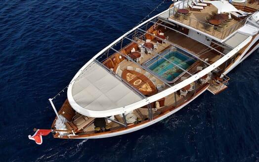 Motor Yacht CHRISTINA O Atf Deck
