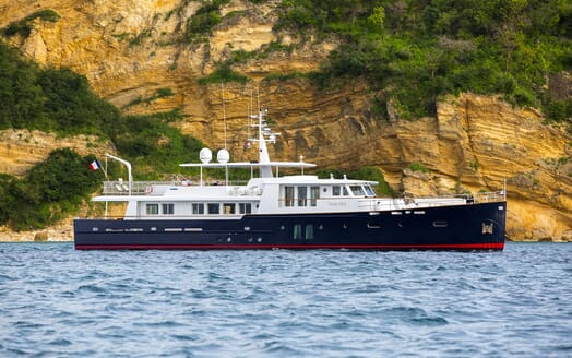 Motor Yacht Paolyre