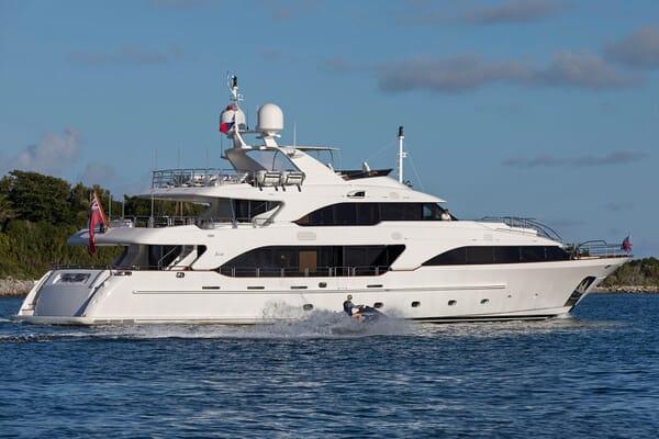 Motor Yacht BELIEVE Profile