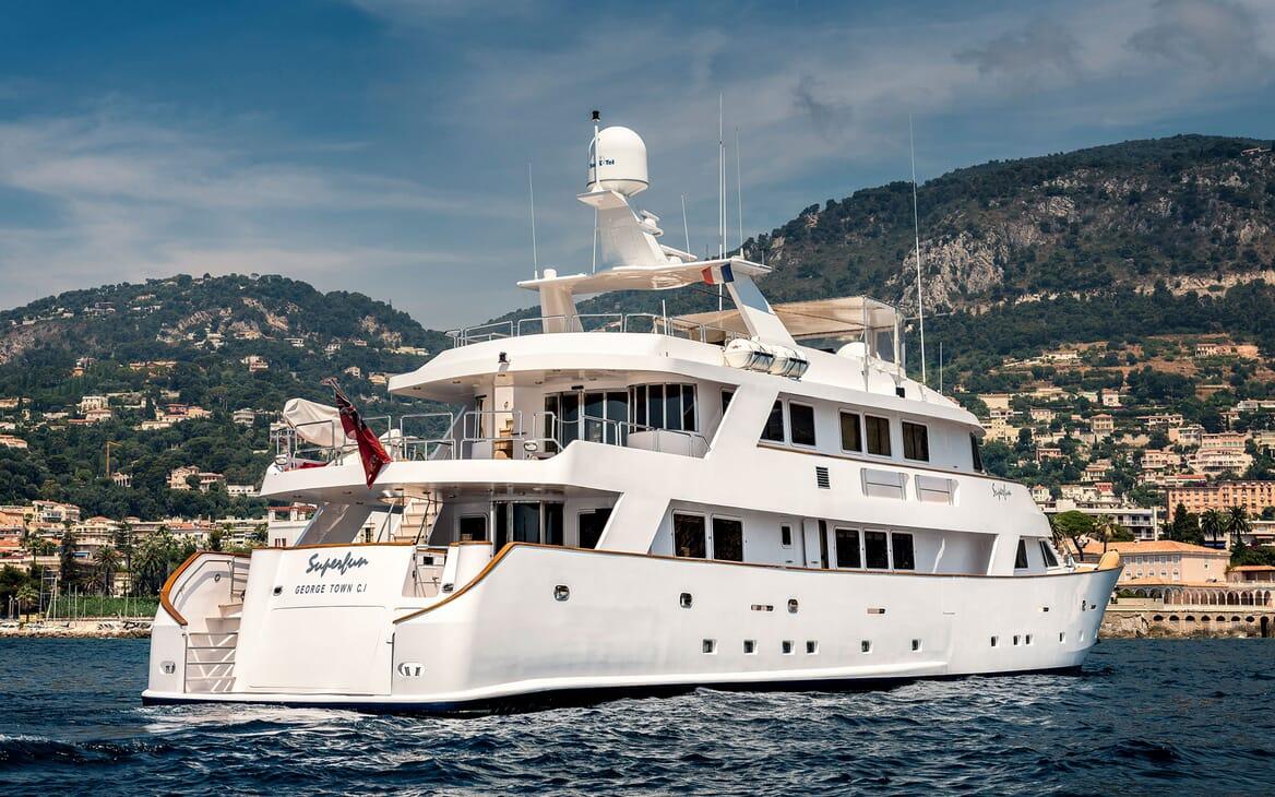 Motor Yacht Superfun