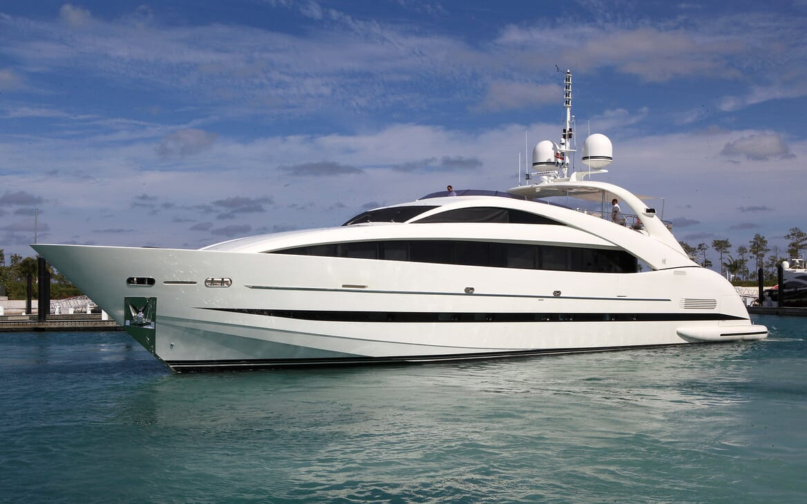 Motor Yacht Sealyon