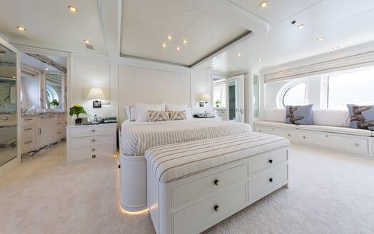 Motor Yacht BINA VIP Double Stateroom