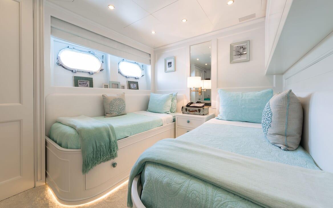 Motor Yacht BINA Twin Stateroom