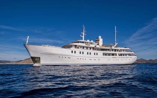 Motor Yacht SHERAKAN Profile