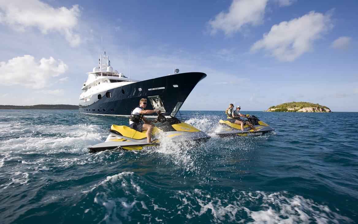 Motor Yacht Odessa toys