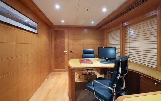 Motor Yacht Mac Brew Study