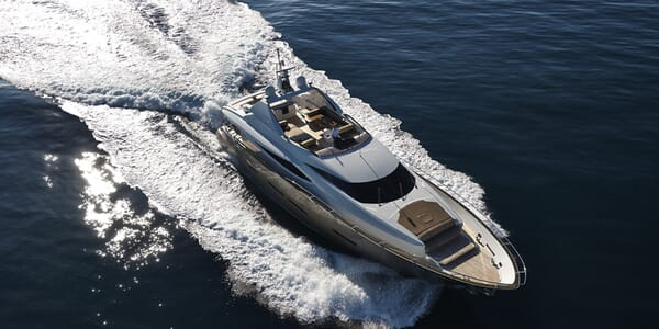 Motor Yacht Quantum aerial