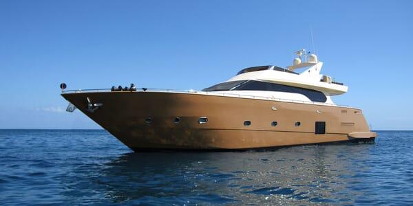Motor Yacht ANDEA Profile