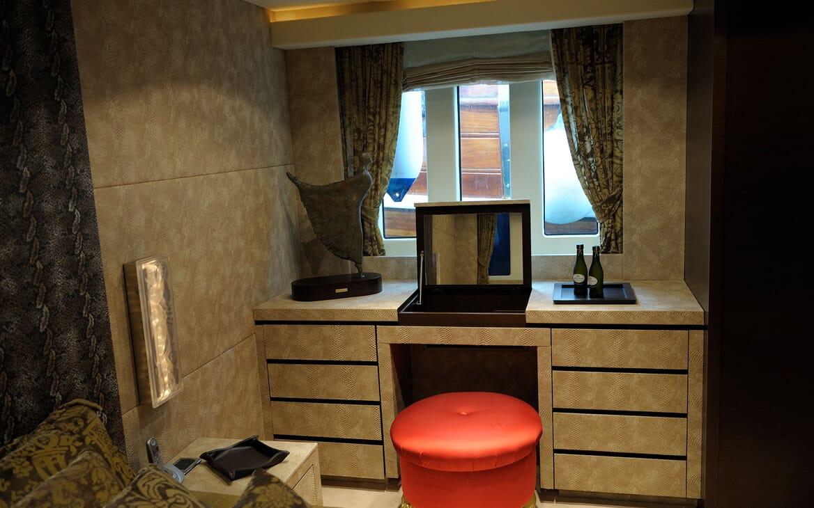 Motor Yacht ANDEA Aft with Jet Ski