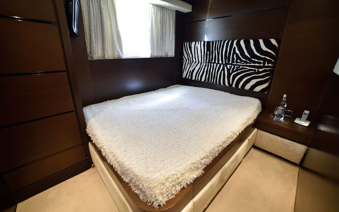 Motor Yacht ANDEA Guest Double Stateroom