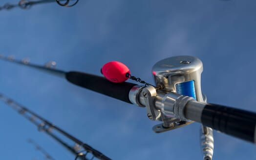Motor Yacht Avalon Fishing