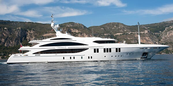 Motor Yacht ANDREAS L Profile