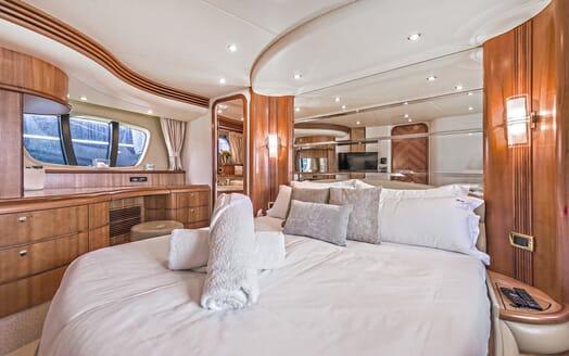 Motor Yacht Wini VIP cabin