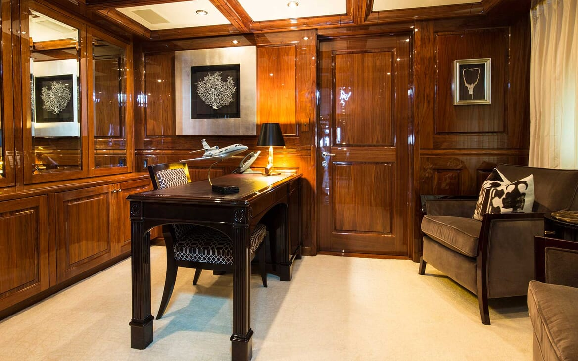 Motor Yacht Remember When office
