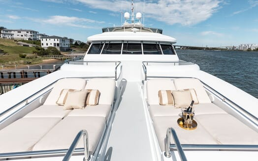 Motor Yacht Nicole Evelyn tender