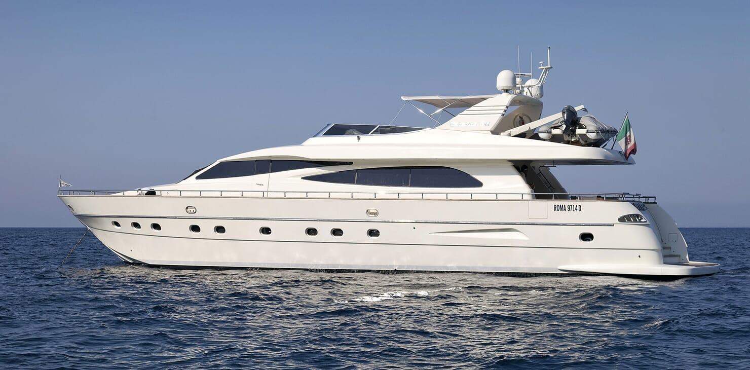 Motor Yacht Minou