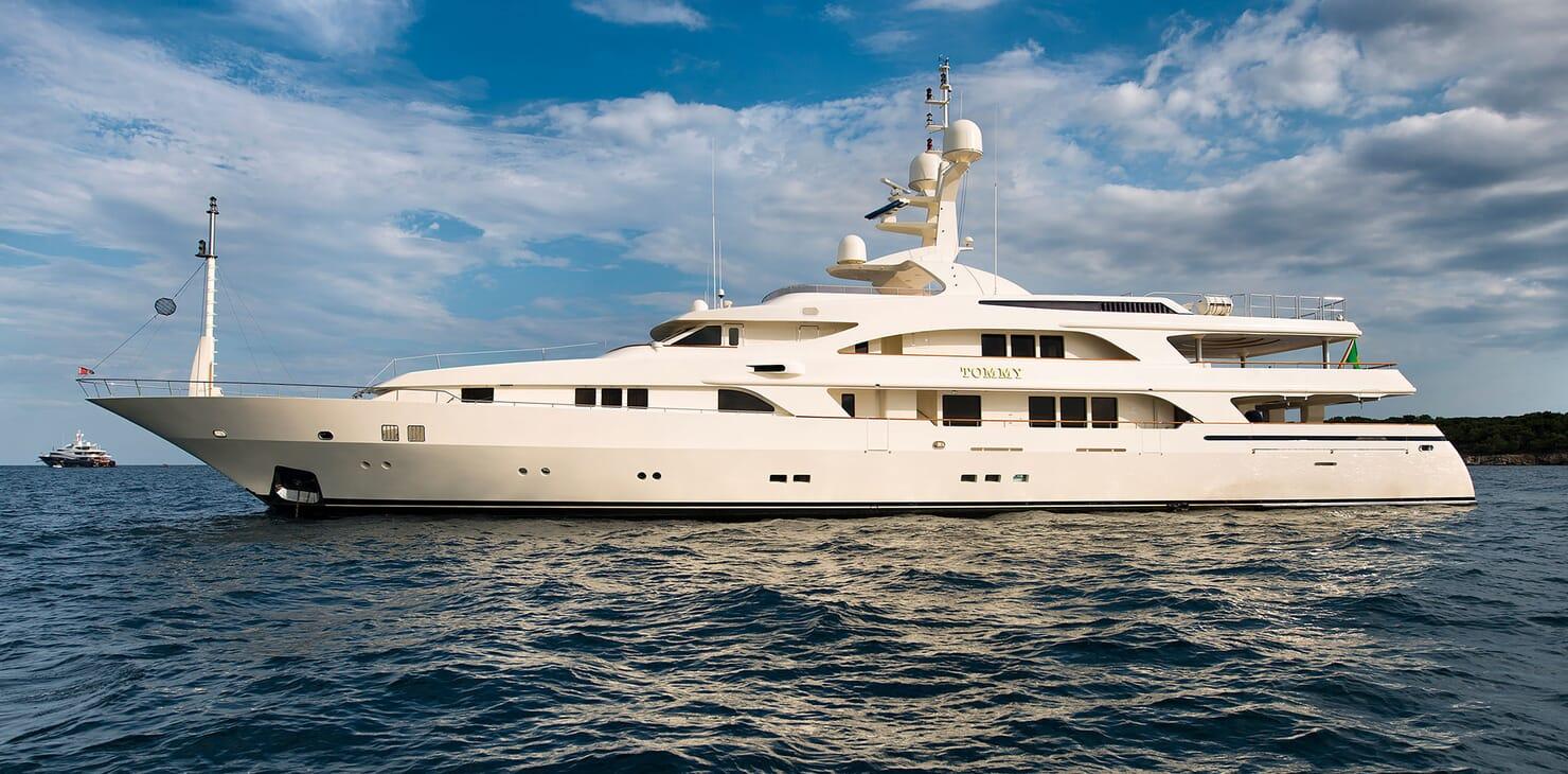 Motor Yacht TOMMY Profile