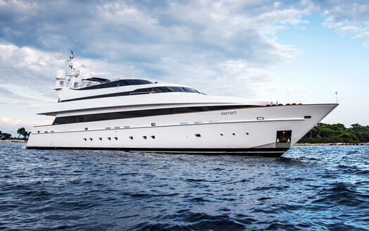 Motor Yacht ELEMENT Profile