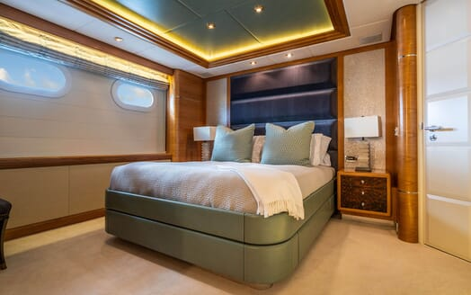 Motor Yacht VIBRANCE Guest Double Stateroom 1